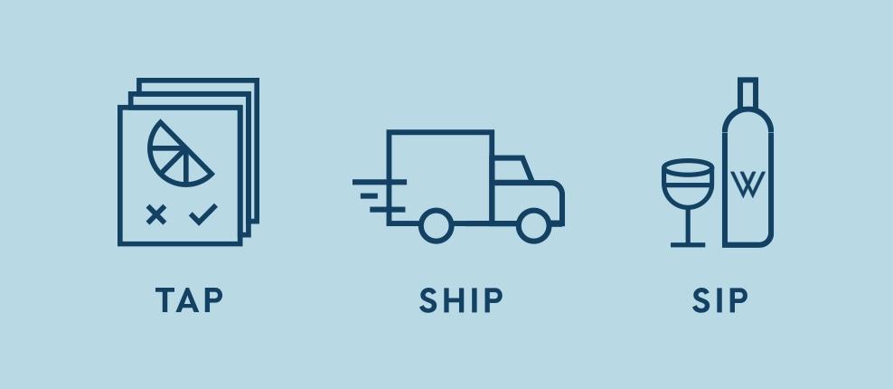 Tap, Ship, Sip